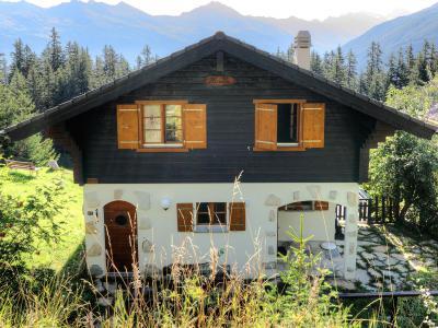 Rent in ski resort Chalet Altitude 1900 - Thyon - Summer outside