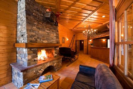 Vacances en montagne Chalet Altitude - Val Thorens - Réception