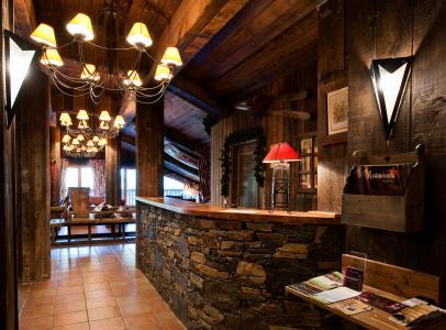 Vacances en montagne Chalet Altitude - Les Arcs - Réception