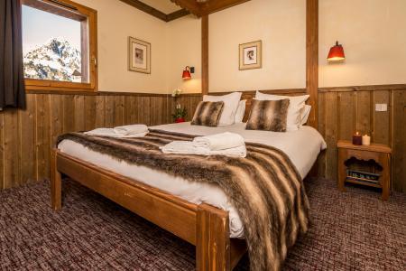Vacances en montagne Chalet Altitude - Les Arcs - Chambre