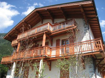 Vacances en montagne Chalet Ambre - Chamonix