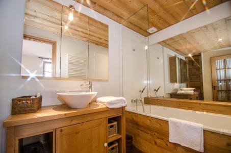 Vacances en montagne Appartement 4 pièces 6 personnes - Chalet Ambre - Chamonix