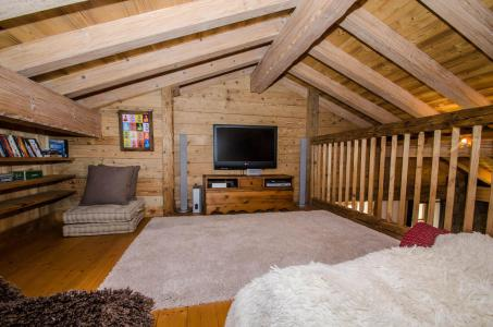 Vacances en montagne Appartement 5 pièces 8 personnes - Chalet Ambre - Chamonix