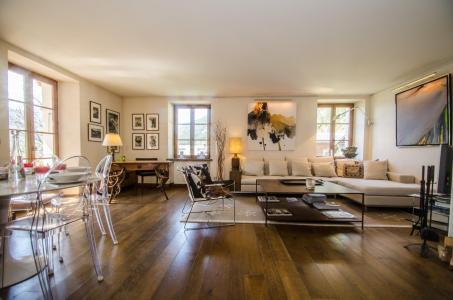 Vacances en montagne Appartement 4 pièces 6 personnes - Chalet Ambre - Chamonix - Séjour