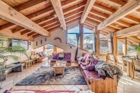 Wakacje w górach Apartament 10 pokojowy 18 osób (2CH) - Chalet Annapurna Lodge - Tignes