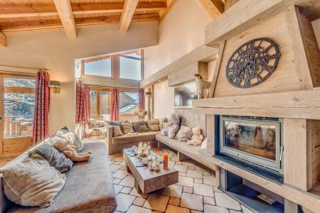 Wakacje w górach Apartament triplex 6 pokojowy 10 osób (1CH) - Chalet Annapurna Lodge - Tignes - Zakwaterowanie