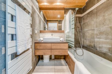 Wakacje w górach Apartament triplex 6 pokojowy 10 osób (1CH) - Chalet Annapurna Lodge - Tignes - Sauna