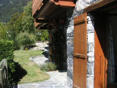 Location au ski Appartement 3 pièces 4 personnes - Chalet Arkai - Champagny-en-Vanoise - Extérieur été