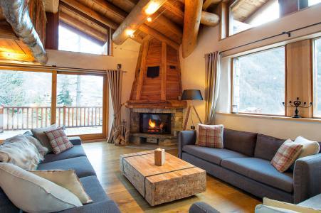 Location Val d'Isère : Chalet Arosa été