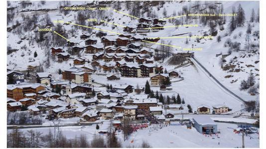 Location Tignes : Chalet Aspen été