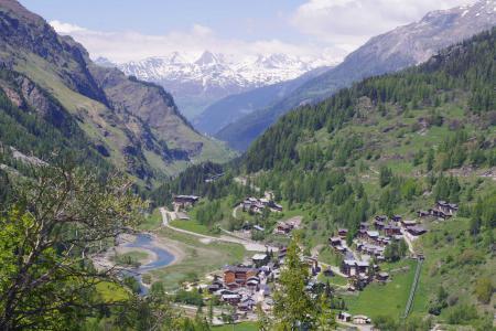 Rent in ski resort Chalet Aspen - Tignes - Summer outside