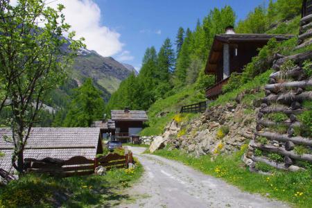 Rental Tignes : Chalet Aspen summer