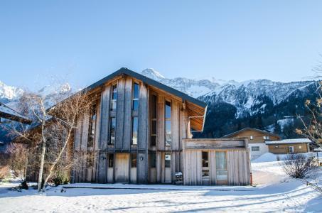 Location au ski Chalet Athina - Les Houches - Extérieur été