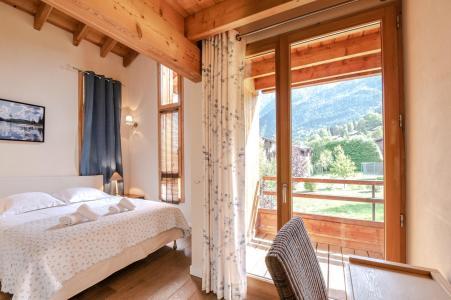 Vacances en montagne Chalet 7 pièces 12 personnes - Chalet Athina - Les Houches - Chambre