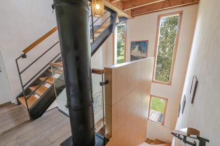 Vacances en montagne Chalet 7 pièces 12 personnes - Chalet Athina - Les Houches - Séjour