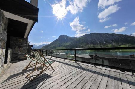 Rental Tignes : Chalet Atlas summer