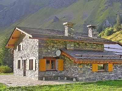 Location au ski Chalet Au Coeur De La Vanoise - Champagny-en-Vanoise - Extérieur été