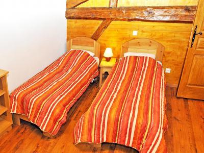 Vacances en montagne Chalet Balcon Cime de Caron - Les Menuires - Chambre