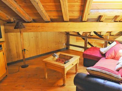 Vacances en montagne Chalet Balcon du Paradis - Peisey-Vallandry - Mezzanine