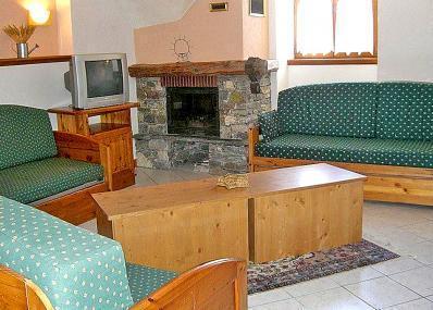 Summer accommodation Chalet Balcons Acacia