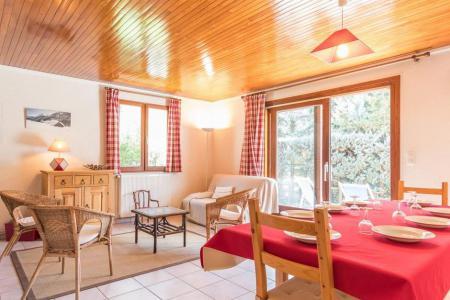 Summer accommodation Chalet Bambi Laroche