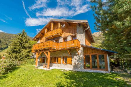 Location Champagny-en-Vanoise : Chalet Baratte hiver