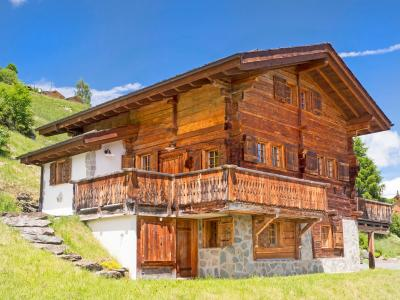 Rental Thyon : Chalet Barbara summer