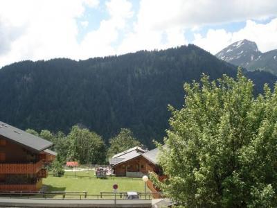Rent in ski resort Chalet Bel Horizon - Châtel - Summer outside
