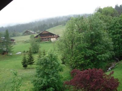 Rent in ski resort 2 room apartment 5 people - Chalet Bel Horizon - Châtel - Summer outside