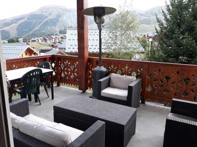 Summer accommodation Chalet Belledonne