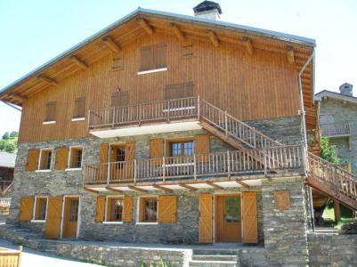 Holiday in mountain resort Chalet Blanche - Saint Martin de Belleville