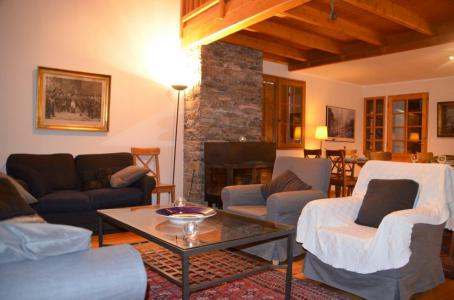 Holiday in mountain resort 6 room duplex apartment 10 people - Chalet Blanche - Saint Martin de Belleville