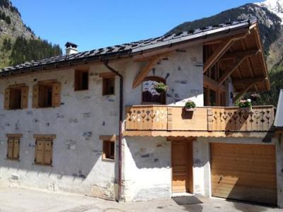 Location au ski Chalet Blanche Neige - Champagny-en-Vanoise - Extérieur été