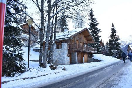Summer accommodation Chalet Bonmartin