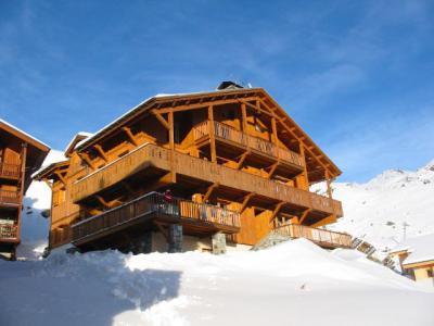 Vacances en montagne Chalet Bouquetin - Val Thorens