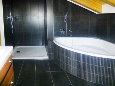 Vacances en montagne Chalet Brock - Thyon - Salle de bains
