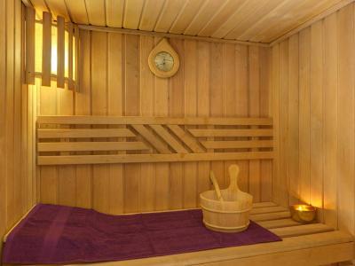 Vacances en montagne Chalet Bryher - Thyon - Sauna