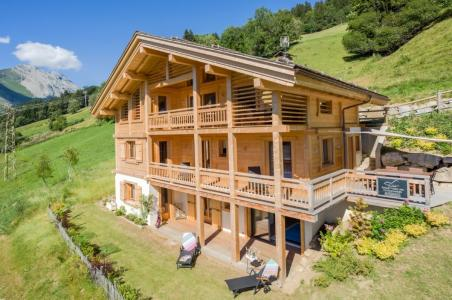 Summer accommodation Chalet Céleste