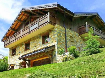 Holiday in mountain resort Chalet Champagny Cpg01 - Champagny-en-Vanoise - Summer outside