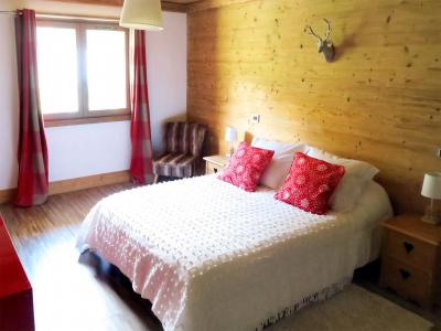 Holiday in mountain resort Chalet Champagny Cpg01 - Champagny-en-Vanoise - Bedroom