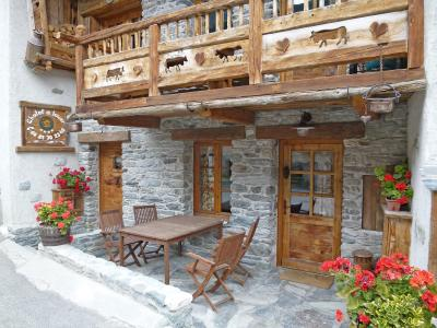 Summer accommodation Chalet Champagny CPV01