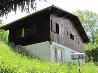 Location au ski Chalet Chantanou - Saint Gervais - Extérieur été