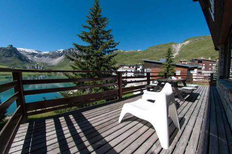 Rental Tignes : Chalet Chardonnet winter