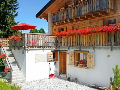 Vacances en montagne Chalet Charmille - La Tzoumaz - Extérieur été