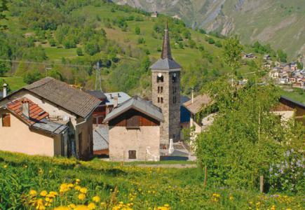 Location Saint Martin de Belleville : Chalet Charmille été