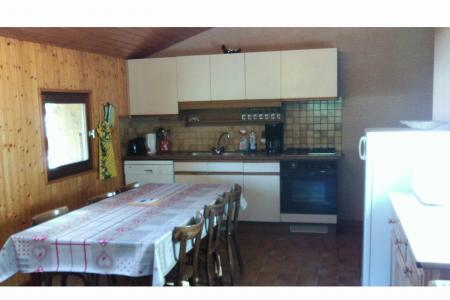 Holiday in mountain resort 3 room apartment 6 people (1) - Chalet Charvin - Le Grand Bornand