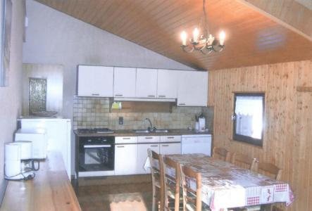 Holiday in mountain resort 3 room apartment 6 people (2) - Chalet Charvin - Le Grand Bornand - Kitchenette