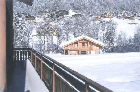 Holiday in mountain resort 2 room apartment 5 people (3) - Chalet Charvin - Le Grand Bornand