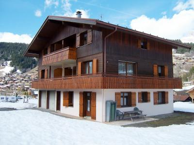 Holiday in mountain resort Chalet Charvin - Le Grand Bornand