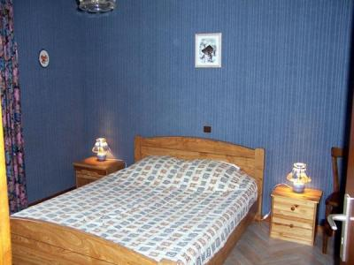 Holiday in mountain resort Chalet Charvin - Le Grand Bornand - Double bed